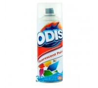 ODIS 1010 Краска-спрей  флуоресцентный белый 450мл / 290г