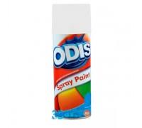 ODIS 1009 Краска-спрей  белый грунт 450мл / 290г