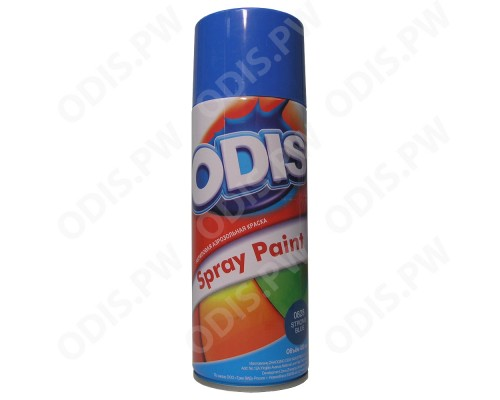 ODIS 0828 Краска-спрей  глубокий синий  450мл / 290г