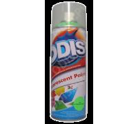 ODIS 1003 Краска-спрей  флуоресцентный зеленый 450мл / 290г