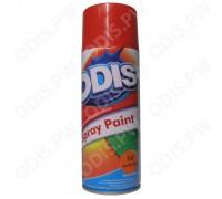 ODIS 14 Краска-спрей  красный июль  450мл / 290г