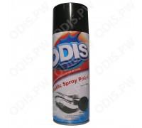 ODIS 1139 Краска-спрей  серебряно-черный мет. блеск 450мл / 290г