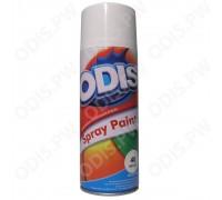 ODIS 40 Краска-спрей  белый  450мл / 290г