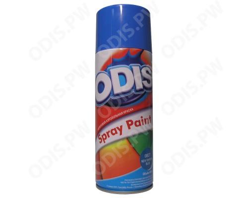 ODIS 0827 Краска-спрей  синий иней  450мл / 290г