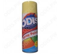 ODIS 33 Краска-спрей  сливочно-желтый  450мл / 290г