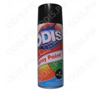 ODIS 4 Краска-спрей  матовый черный  450мл / 290г