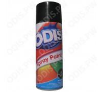 ODIS 96 Краска-спрей  матовый черно-серый  450мл / 290г