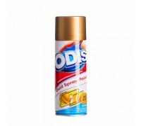 ODIS 1400 Краска-спрей  золото  450мл / 290г