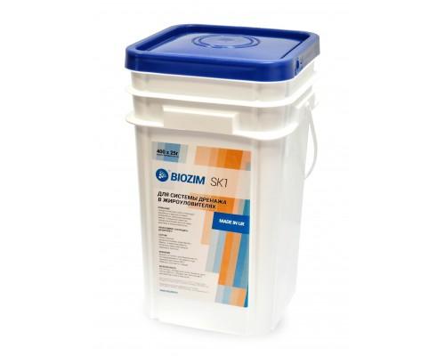 BIOZIM SK1 (400 саше в пластиковом ведре)