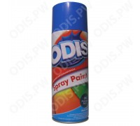 ODIS 309 Краска-спрей  голубой павлин  450мл / 290г