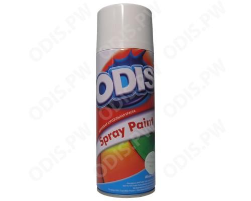ODIS 1007 Краска-спрей  матовый белый  450мл / 290г