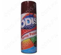 ODIS 137 Краска-спрей  глубокий красный  450мл / 290г