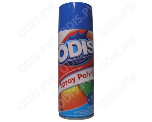 ODIS 0825 Краска-спрей  синяя новизна  450мл / 290г