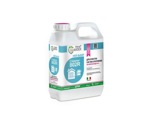HeatGUARDEX® CLEANER 802R (канистра 1 л)