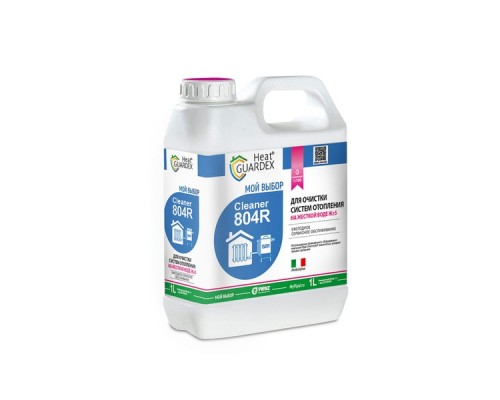 HeatGUARDEX® CLEANER 804R (канистра 1 л)