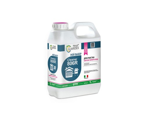 HeatGUARDEX® CLEANER 806R (канистра 1 л)