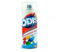 ODIS 1011 Краска-спрей  флуоресцентный оранжево-желтый 450мл / 290г