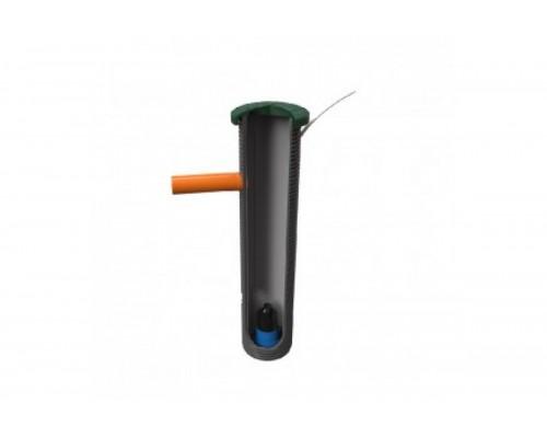 Комплект для принудительного выброса очищенной воды