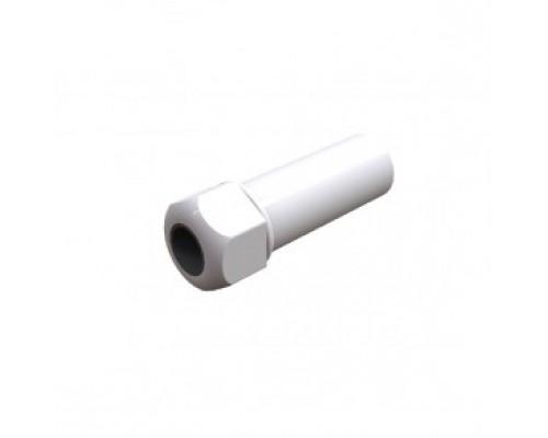 Патрубок с сальником для ввода электрического кабеля