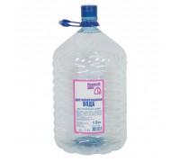 Дистиллированная вода (бутыль 19л)